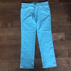 Peter Millar Crown Sport Golf Pants 35/32